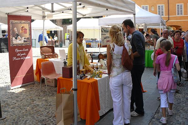 2007 Fontanellato Degustazione in piazza