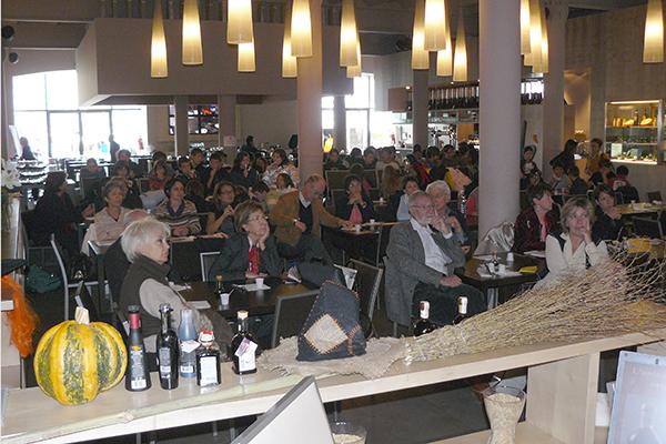 2007 Genova Festival della Scienza - ABTM 100 anni vi sembro vecchio