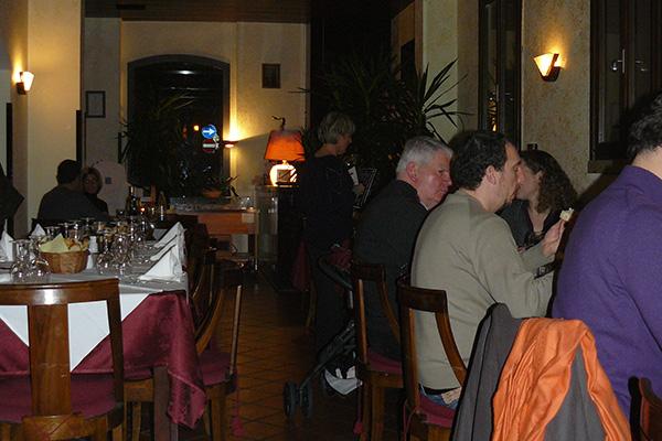 2009 Nonantola Degustazione Santa Maria Fuori le Mura