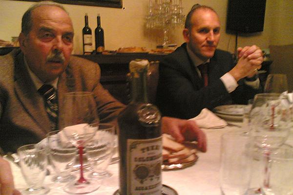 2009 Dott. Vincenzo Ferrari Amorotti  e Cesare Mazzetti D'Altavilla