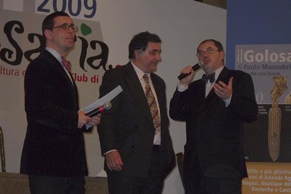 2009 Paolo Massobrio e Marco Gatti Festival del Paphion