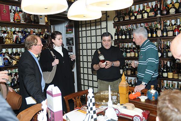 2010 Degustazioni con Francesco Moser