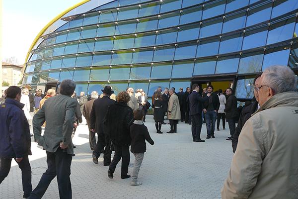 2013 Inaugurazione Casa Enzo Ferrari.