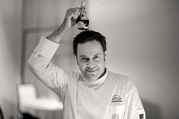2013 Luca Marchini ristorante L'eba del Re Modena la tradizione e la cucina
