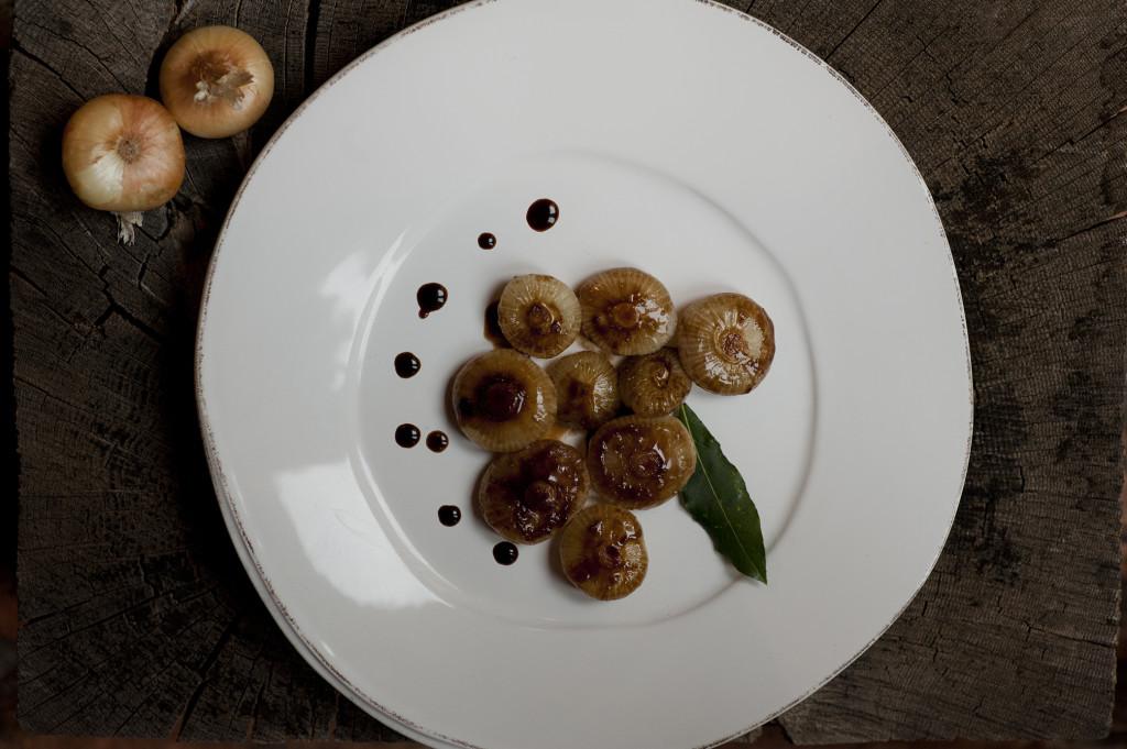 Le cipolline all'Aceto Balsamico Tradizionale di Modena La Tradizione.