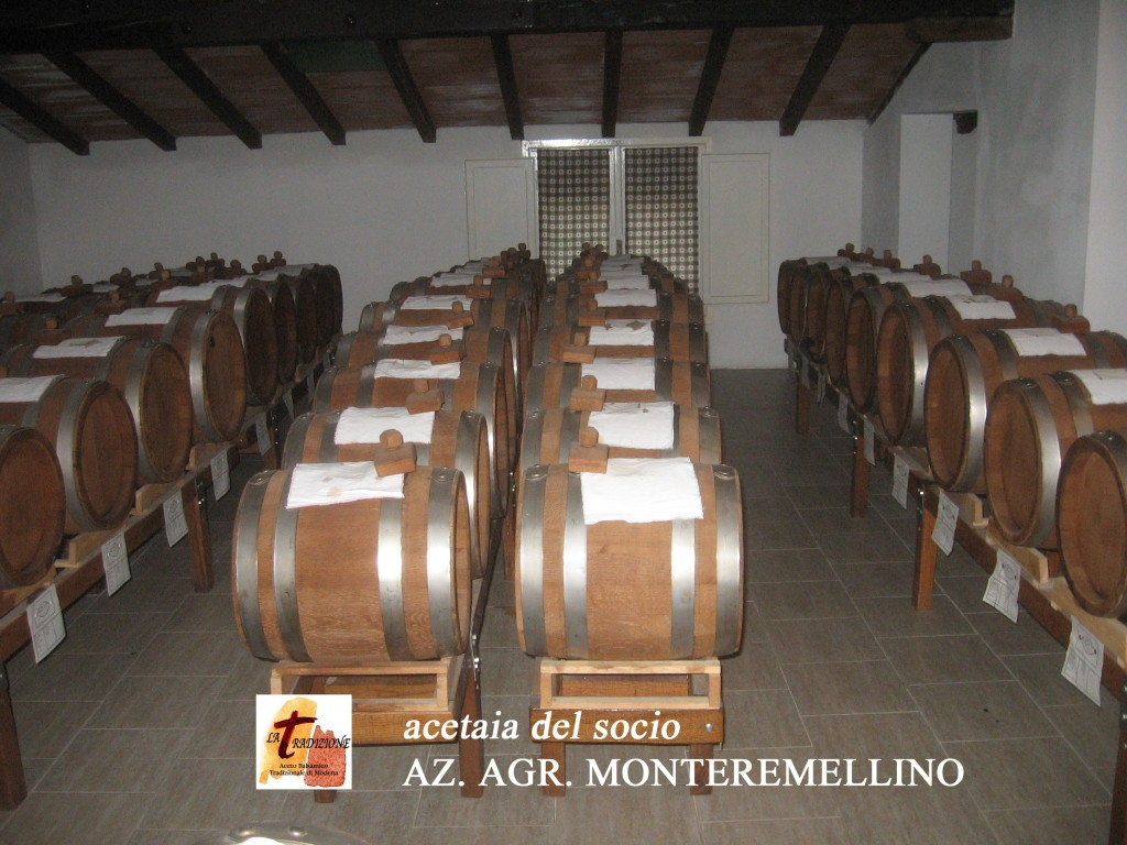 Acetaia Monte Remellino
